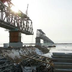 Срок строительства моста из Еврейской АО в Китай снова перенесли