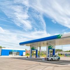 В Ленинградской области планируют построить 23 газозаправочные станции