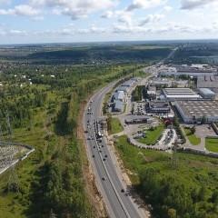 На трассе М-7 «Волга» под Новыми Омутищами Владимирской области стартует капремонт