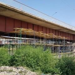 На федеральной трассе Р-217 «Кавказ» в Дагестане начали ремонт моста через реку Ярык-Су