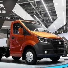 Горьковский автозавод представил новую «ГАЗель NN»
