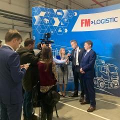 FM Logistic завершила строительство второй очереди складского комплекса в Ногинске