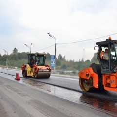 На трассе М-10 в Новгородской области отремонтируют четыре моста