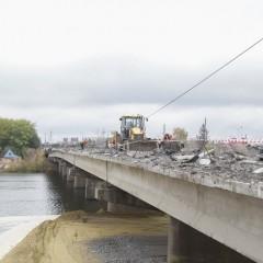 Движение по Бакунинскому мосту через реку Суру в Пензе будет прекращено с 19 сентября