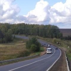 Дорожники отремонтировали трассу «Нижний Новгород-Ряжск»