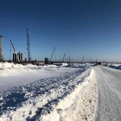Все зимние дороги Ямало-Ненецкого автономного округа закрыты из-за потепления