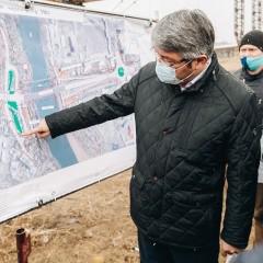 Глава Бурятии пообещал ввести новый мост в Улан-Удэ раньше срока