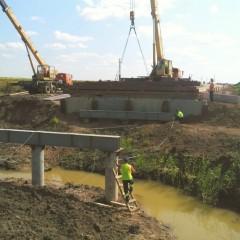 Новый мост вместо разрушенного паводком построят в Волгоградской области