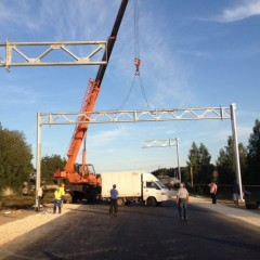 В Иркутской области за 2 года установят 6 автоматических весов для грузовиков