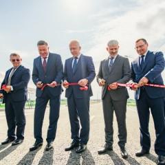В Вологодской области открыли участок южного обхода Вологды