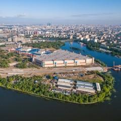 В Москве открыли мост через Кожуховский затон