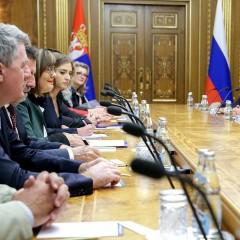 Ратифицировано соглашение о зоне свободной торговли между ЕАЭС и Сербией
