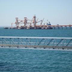 От проекта нового сухогрузного района в порту Тамань могут отказаться