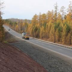 Два участка трассы А-331 «Вилюй» в Якутии открылись для движения после капитального ремонта