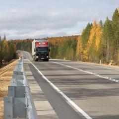 В Якутии капитально отремонтировали еще 6 км трассы «Лена»