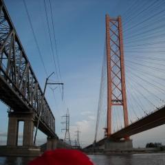Второй мост через Обь в ХМАО могут открыть уже в конце 2023 года