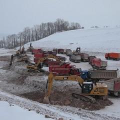 В Татарстане началась подготовка к строительству трассы «Москва-Казань»