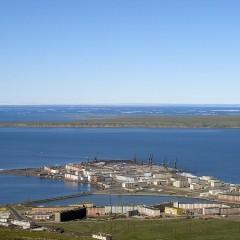 В порту Певек на Чукотке введут в эксплуатацию два новых причала