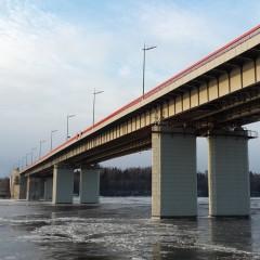 Ладожский мост на трассе Р-21 «Кола» разведут утром 14 августа