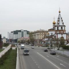 С 15 октября в Иркутске для грузовиков закроют три моста