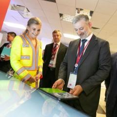 Интерактивную карту национального проекта «Безопасные и качественные автодороги» представили на ВЭФ