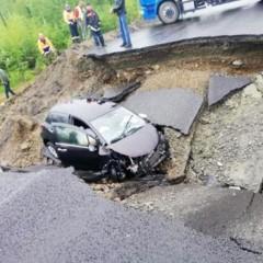 Паводок в Амурской области нарушил сообщение на пяти участках автомобильных дорог