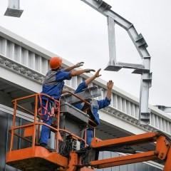 В Московской области построят четырехполосный путепровод через железную дорогу в районе Тушино