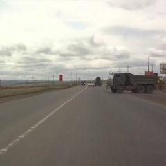Дорогу «Красноярск-Элита» расширят до четырех полос