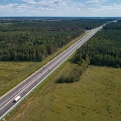 Скоростной режим на обходе Торжка на трассе М-11 повысили до 130 км/ч