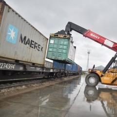 В Омской области построят терминал для контейнерных поездов