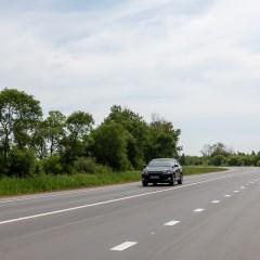 В ЕАО отремонтировали 20 км трассы Р-297 «Амур»