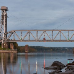 Мост через реку Свирь на трассе Р-21 «Кола» разведут 31 июля