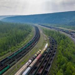 В I полугодии РЖД привлекли 437 тыс. тонн грузов с автотранспорта
