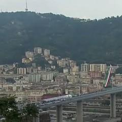 В Генуе открыли новый мост на месте обрушившегося в 2018 году