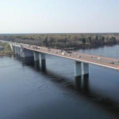 Ладожский мост на трассе Р-21 «Кола» разведут 21 июля