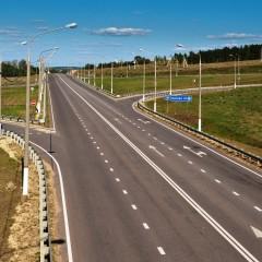 На трассе М-4 Дон в Краснодарском крае открылась первая из двух новых развязок