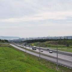 В Самарской области отремонтировали 120 км федеральных трасс