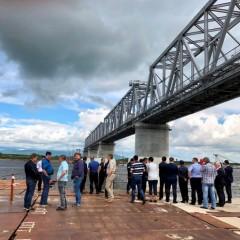 РЖД подключатся к строительству моста на границе ЕАО и Китая