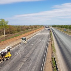 Движение на участках трассы М-5 Урал в Буздякском районе ограничат на 4 дня