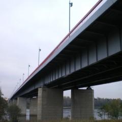 17 августа из-за разводки Ладожского моста перекроют трассу Р-21 «Кола»