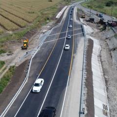 Движение вновь открыто по мосту на трассе «Кавказ» в Кабардино-Балкарии