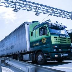 Грузооборот автотранспорта снова растет обычными темпами