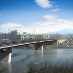 Третий мост через Уду в Улан-Удэ обещают открыть в 2023 году