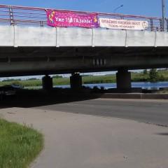 «Мост глупости» в Санкт-Петербурге