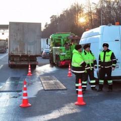 Иностранным перевозчикам разрешат транзит по МКАД