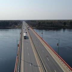 Ладожский мост на трассе Р-21 «Кола» разведут 3 августа