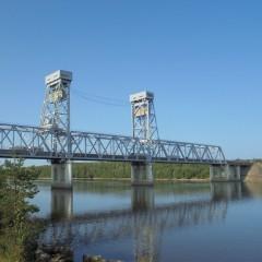 Мост через реку Свирь на трассе Р-21 «Кола» разведут 25 июля