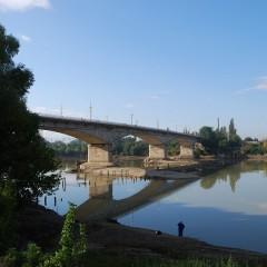 Строительство моста-дублера на границе Краснодарского края и Адыгеи начнется в 2019 году