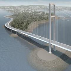 Стоимость моста на остров Елены составит почти 60 млрд. рублей