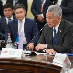 ЕАЭС и Сингапур подписали Соглашение о свободной торговле